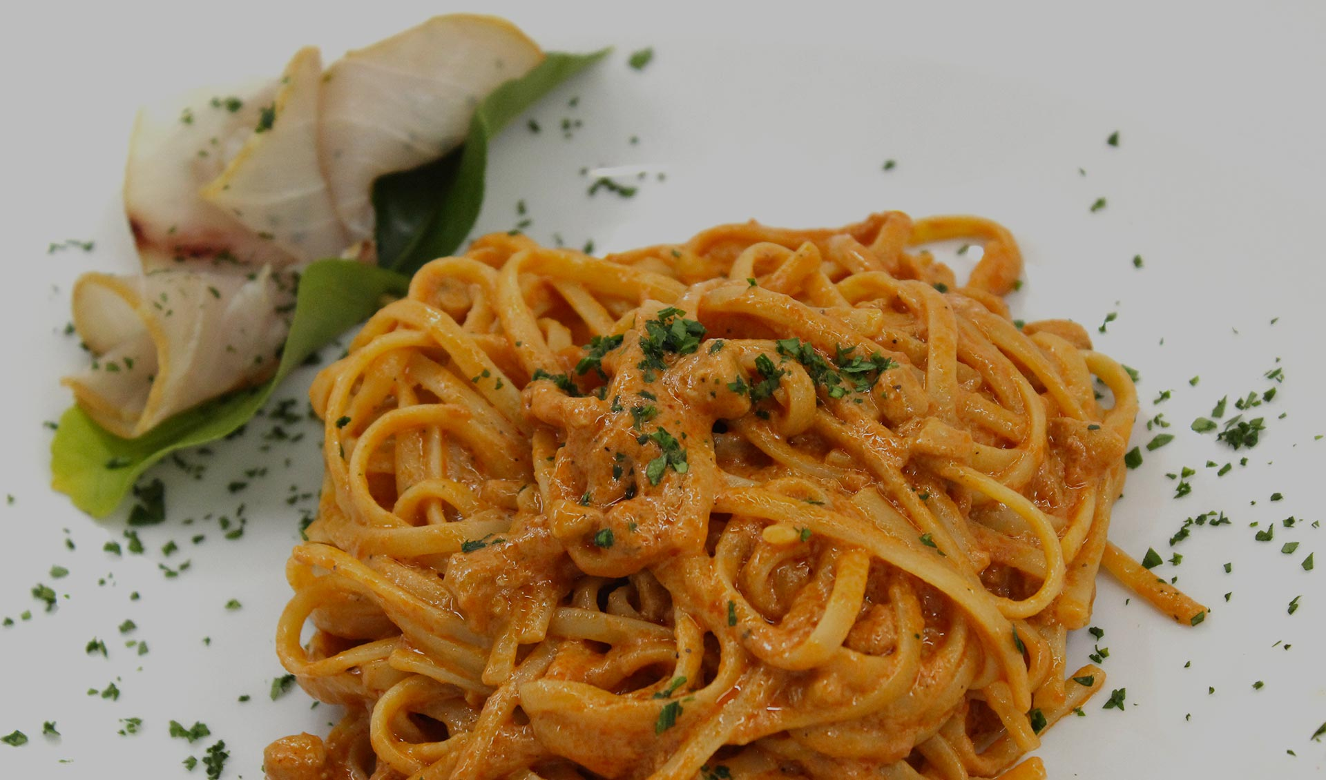 Linguine al Frago
